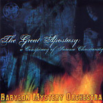 Review: Babylon Mystery Orchestra - The Great Apostasy