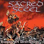 Review: Sacred Steel - Hammer Of Destruction