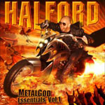 Review: Halford - Metalgod Essentials Vol.1 (CD + DVD)