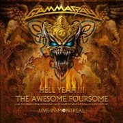 Gamma Ray: Hell Yeah!!! The Awesome Foursome
