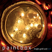 Review: Paintbox - Bright Gold And Red