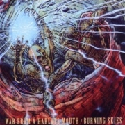 Review: War From A Harlots Mouth/Burning Skies - Split EP