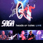 Review: Saga - Heads Or Tales: Live