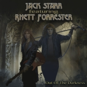 Review: Jack Starr featuring Rhett Forrester - Out Of The Darkness