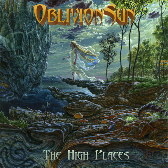 Review: Oblivion Sun - The High Places
