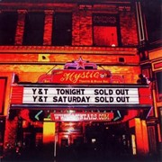 Review: Y & T - Live At The Mystic