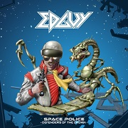 Edguy: Space Police - Defenders Of The Crown