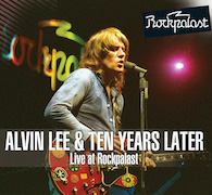 Alvin Lee & Ten Years Later: Live At Rockpalast – 1978 (Mastered At Abbey Road Studios 180g Vinyl)