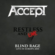 Review: Accept - Restless And Live