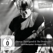 DVD/Blu-ray-Review: George Thorogood & The Destroyers - Live At Rockpalast – Dortmund 1980