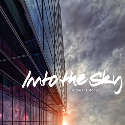 DVD/Blu-ray-Review: Into The Sky - Before The Storm – weiße Vinyl-Single