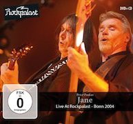 DVD/Blu-ray-Review: Peter Pankas Jane - Live At Rockpalast – Bonn 2004