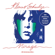 Klaus Schulze: Mirage - 40th Anniversary Edition
