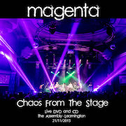 DVD/Blu-ray-Review: Magenta - Chaos From The Stage