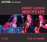 Corky Laing's Mountain: Live in Melle