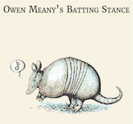 Owen Meany's Batting Stance: Owen Meany's Batting Stance