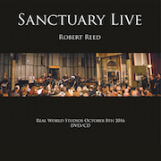 DVD/Blu-ray-Review: Robert Reed - Sanctuary Live