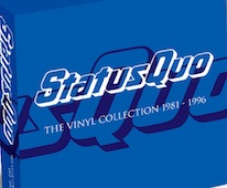 Status Quo: The Vinyl Collection 1981-1996 - 10-LP-Deluxe-Edition-Box