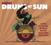 Various Artists: Great DRUMS At SUN