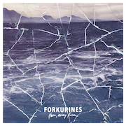 Forkupines: Here, Away From - farbiges Vinyl
