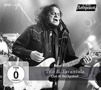 DVD/Blu-ray-Review: Tito & Tarantula - Live At Rockpalast