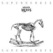 Wicked Heads: Superheroes