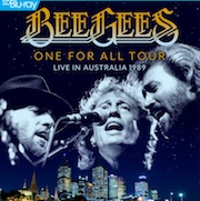 DVD/Blu-ray-Review: Bee Gees - One For All Tour – Live In Australia 1989