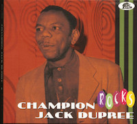 DVD/Blu-ray-Review: Champion Jack Dupree - Rocks