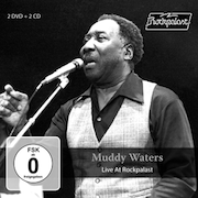 DVD/Blu-ray-Review: Muddy Waters - Live At Rockpalast