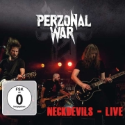 DVD/Blu-ray-Review: Perzonal War - Neckdevils – Live