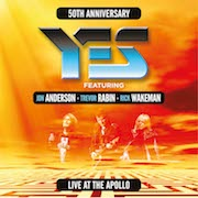 Review: Yes - Live At The Apollo - 50th Anniversary