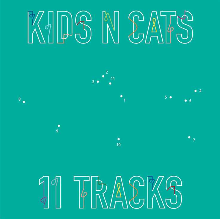 Kids n Cats: 11 Tracks