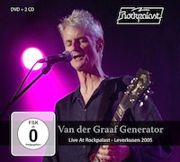 Review: Van Der Graaf Generator - Live At Rockpalast – Leverkusen 2005