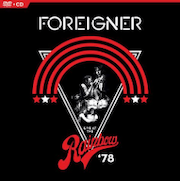 Foreigner: Live At The Rainbow ´78