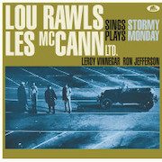 Lou Rawls with Les McCann Ltd.: Stormy Monday (1962) - Remaster Edition