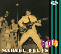 Narvel Felts: Rocks