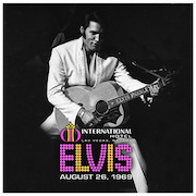 Elvis Presley: The International Hotel, Las Vegas, August 26, 1969