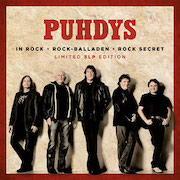 Puhdys: Rock & Balladen – Limited 5-LP-Box-Edition