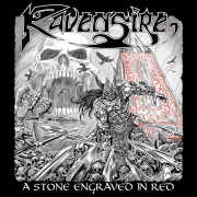 Ravensire: A Stone Engraved In Red