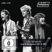 Review: Ulla Meinecke - Live At Rockpalast 1981 & 1985