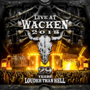 Review: Wacken - Live At Wacken 2018: 29 Years Louder Than Hell