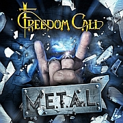 DVD/Blu-ray-Review: Freedom Call - M.E.T.A.L.