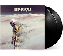 Deep Purple: Whoosh! - Limited Edition als Doppel-Vinyl mit DVD