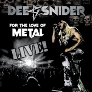 DVD/Blu-ray-Review: Dee Snider - For the Love of Metal - Live