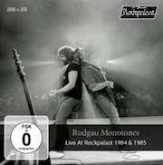 DVD/Blu-ray-Review: Rodgau Monotones - Live At Rockpalast 1984 & 1985