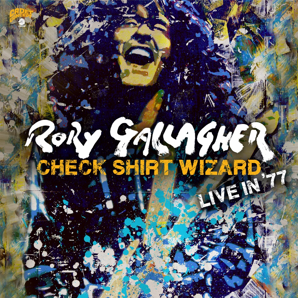 Rory Gallagher: Check Shirt Wizard – Live In '77