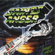 Saints' Anger: Danger Metal (Re-Release)