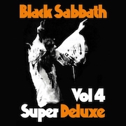 Black Sabbath: Black Sabbath Vol4 Super Deluxe – 5-LP-Box