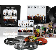 Runrig: One Legend – Two Concerts; Live At Rockpalast 1996 & 2001 – Limitierte Fan-Box