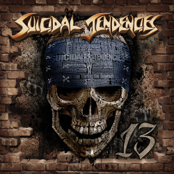 "Suicidal Tendecies ""13"" Cover"